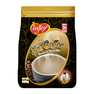 3-in-1 Coffee Powder Drink 500g