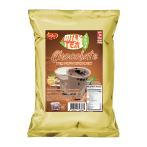 Chocolate Milk Tea 500g