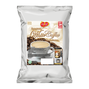 White Coffee Powder Drink 500g