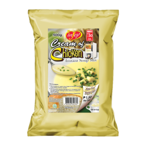 Cream of Chicken Soup 500g