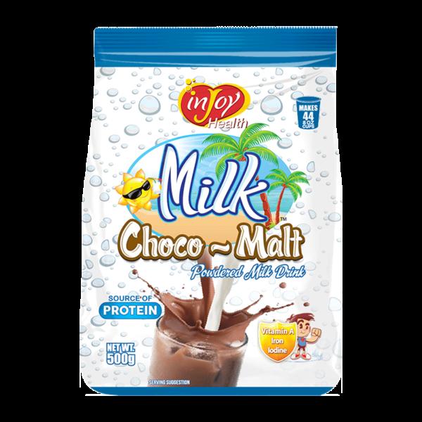 Choco Malt Powdered Milk Drink
