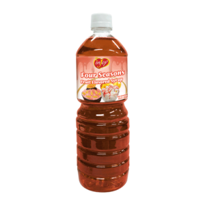 Four Seasons Flavored Syrup 1L