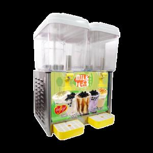 Juice Machine Double Dispenser