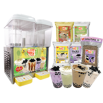 Milk Tea Business Package
