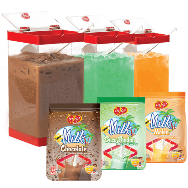 Flavored Milk Business Package