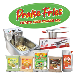 Praise Fries Business Package